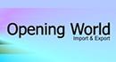 Transporte de Cargas para a empresa Opening World